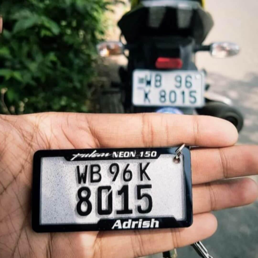 Best Pulsar Keychain Motorbike Customs Buy Now